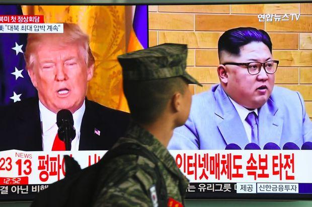 بازگشت تنش به شبه جزیره کره/ تهدید پیونگ یانگ به لغو نشست سران کره شمالی و آمریکا