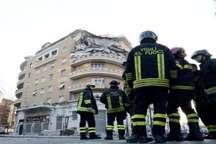 وضعیت باورنکردنی ساختمان های پایتخت ایتالیا