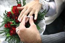 مراسم ازدواج زوج دانشجوی دانشگاه علوم پزشکی مازندران برگزار شد