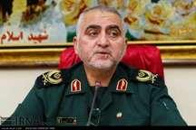 فرمانده سپاه عاشورا: سپاه تداعی کننده مردم و انقلاب اسلامی است
