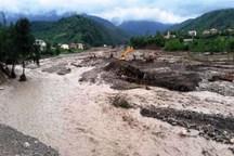 بخت گشایی لایروبی رودخانه های مازندران با فشار سیل