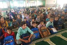 ۵۰۰۰ بسته تحصیلی در خراسان جنوبی توزیع شد