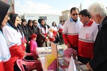 طرح ملی خدمات نوروزی جوانان هلال احمر قزوین آغاز شد
