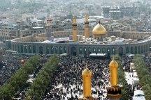 1311 شهروند قزوینی نوروز امسال به عتبات مشرف شدند