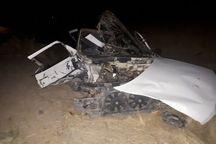 حوادث رانندگی در کهگیلویه و بویراحمد یک فوتی و ۷۶ مصدوم بر جا گذاشت