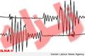 زلزله 5 ریشتری شهر ناغان در چهارمحال و بختیاری را لرزاند