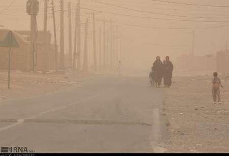 گرد و خاک 1246 نفر از مردم منطقه سیستان را روانه مراکز درمانی کرد