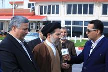 حضور امام جمعه موقت تهران در مناطق سیل زده گلستان