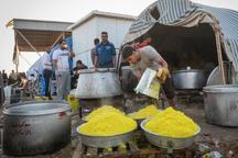 شمار موکبهای اربعین در مناطق سیل زده خوزستان به 152رسید