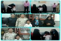 آزادی پسر بچه 8 ساله عنبرآبادی از چنگال آدم ربایان بعد از 60 روز
