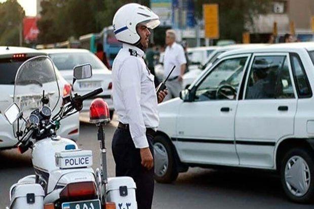 محدودیتهای ترافیکی ۱۳ آبان در کرمانشاه اعلام شد