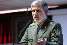 وزیر دفاع : آمریکایی ها به دنبال حاکمیت بر کشورها هستند