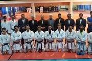 حضور شریعتمداری و صالحیامیری در اردوی تیم های ملی کاراته