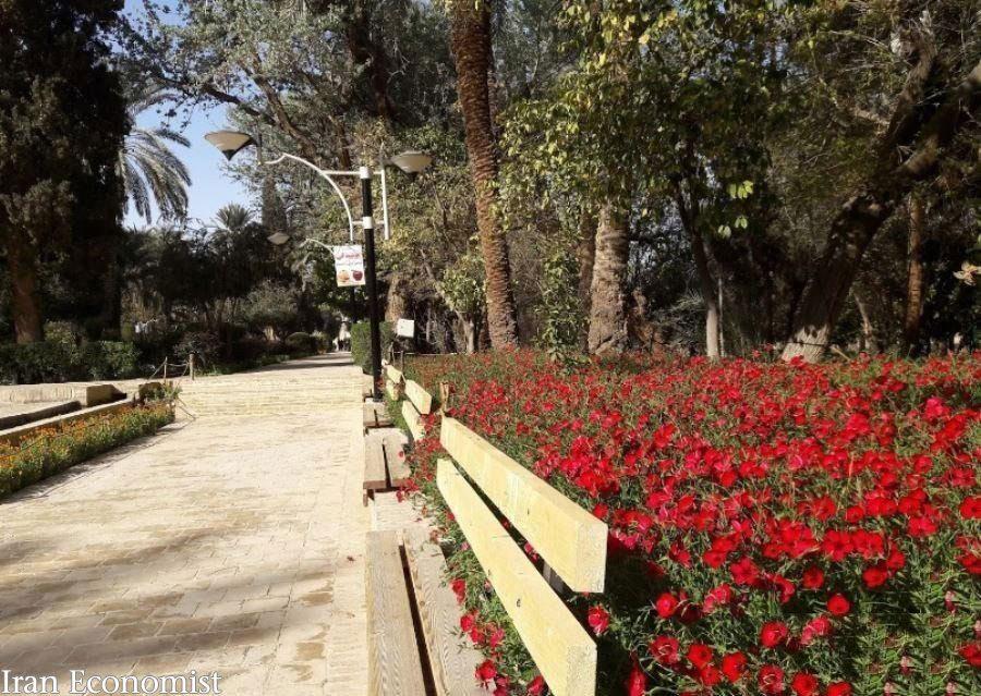 باغ گلشن طبس، اعجازی در دل کویر