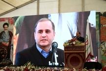 افتتاح مجتمع گردشگری یاس متین در بندرانزلی
