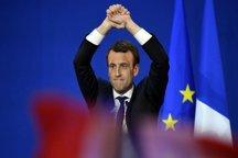 امانوئل ماکرون رئیس جمهور فرانسه شد/ مارین لوپن پیروزی رقیب خود را به وی تبریک گفت