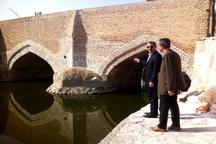 پل های تاریخی اردبیل نیازمند مرمت