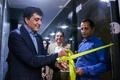 نخستین آزمایشگاه پمپ روغن خودرو در بوشهر افتتاح شد