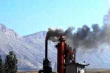 آلودگی زیست محیطی کارخانه آسفالت ارکواز جدی است