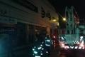 آتش سوزی فروشگاه رفاه کرمان اطفاء شد