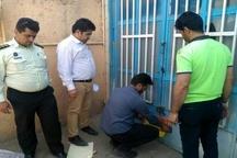 18 انبار ضایعات در  مشهد اعمال قانون شدند