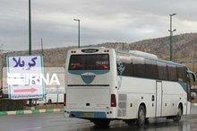 تدارک ۱۵۴ دستگاه اتوبوس برای انتقال زائران سمنانی در اربعین