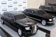 پوتین خودروی رئیس جمهور آینده روسیه را آزمایش کرد