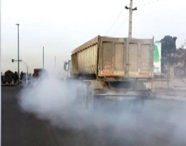 تردد کامیون های آلاینده از آبان ماه در تهران ممنوع می شود