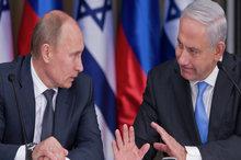 رایزنی پوتین و نتانیاهو در مورد ایران و اقلیم کردستان عراق