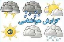 کاهش 11 درجه ای دمای هوای در برخی نقاط استان زنجان