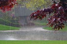 بارش باران مناطق زلزله زده کرمانشاه را دربر می گیرد کاهش 9 درجه ای دما