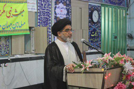 امام جمعه دهلران: انقلاب اسلامی میوه شیرین بعثت است