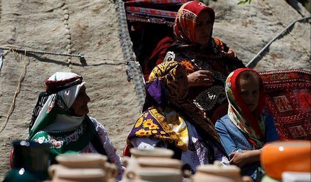 اکوکمپ عشایری در بیلهسوار مغان ایجاد میشود