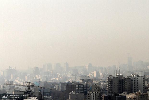 آلودگی هوای تهران سالانه باعث مرگ چند نفر می شود؟