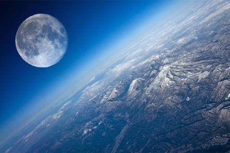 چگونگی عبور فضاپیمای آپولو  از کمربندهای تابشی زمین