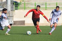 مرحله نهایی فوتبال امیدهای کشور در بندرگز آغاز شد