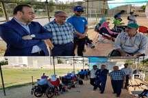 مدیرکل ورزش و جوانان خراسان رضوی: شرایط بسیار مناسبی برای ورزشکاران جانباز و معلول فراهم شده است