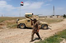 پیشروی ها در غرب موصل/ انهدام خطوط دفاعی داعش+ تصاویر
