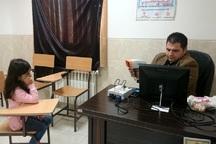 بینایی بیش از 9500 کودک در مهاباد پایش شد