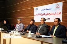 مشارکت 28 میلیون نفری مردم کشور در طرح بسیج ملی فشار خون  برپایی 180 ایستگاه سنجش فشارخون در استان