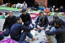 بیش از 17 هزار زائر در همدان اسکان یافتند