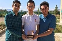 درخشش دانشجویان دانشگاه سمنان در مسابقات برنامه نویسی