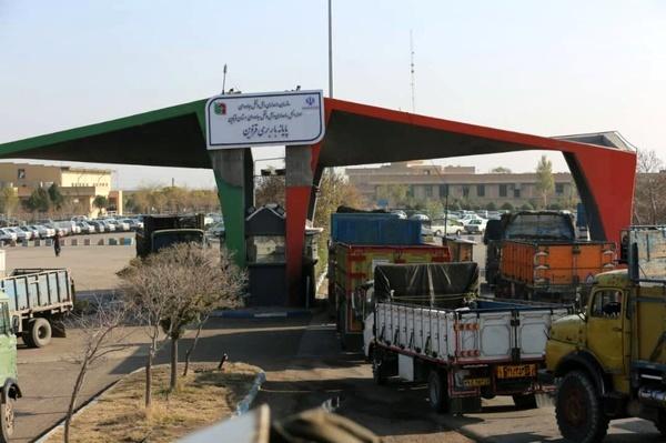صدور بیش از 553 هزار برگ بارنامه در استان قزوین