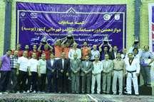 تهران قهرمان پومسه مردان کشور شد