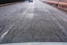وضعیت جاده های بیله سوار مطلوب نیست