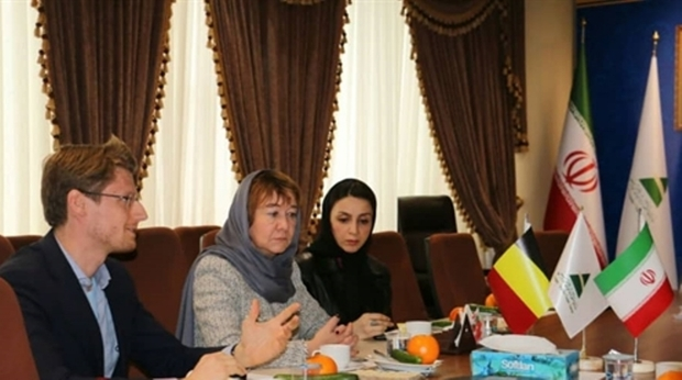 سفیر بلژیک: مصمم به توسعه روابط با ایران هستیم
