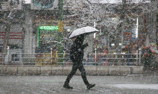 سامانه بارشی از فردا آذربایجانشرقی را تحت تاثیر قرار میدهد