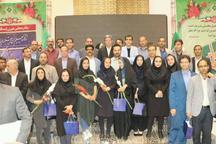 تجلیل از خبرنگاران با حضور سرپرست وزارت  آموزش و پرورش