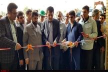 آیین گشایش تصفیه خانه جدید آب صنعتی فولاد خوزستان