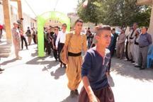 اعزام 12 هزار دانش آموز کردستانی به مناطق عملیاتی آغاز شد